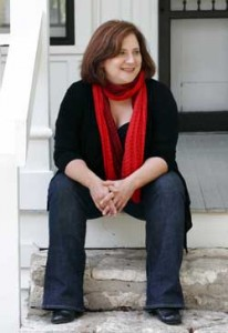 Bethany Hegedus, author and The Writing Barn owner