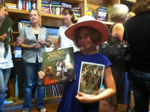 Harness Horses Book Launch Barn Party