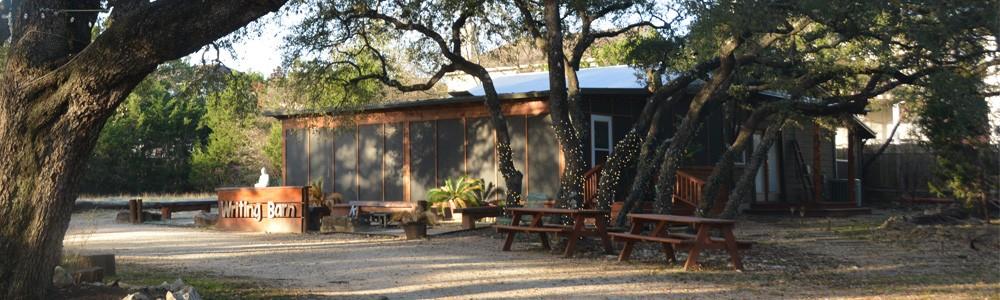 The Writing Barn - Writing Barn