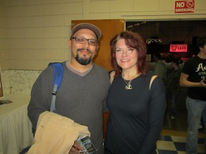 G. Neri and Rosanne Cash