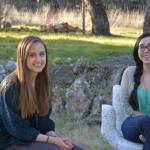 Jeenna and Jessica